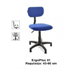 Krzesło przemysłowe do szwalni ErgoPlus 01