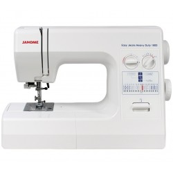 JANOME EASY JEANS HD 1800