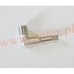 Złączka żelazko-przewód parowy