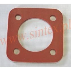 Uszczelka kwadratowa silikonowa grzałki aluminiowej 1900W