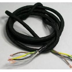 Przewód elektryczny 4-żyłowy do żelazek