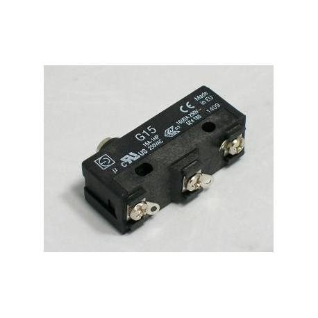 Mikrowyłącznik pedału odsysania BR/A, BR/A SX